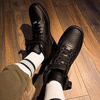 Кроссовки Nike Air Force 1 Mid '07 Black 315123-001 размер: 45