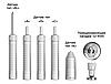 Ультразвуковой твердомер ТКМ-459C Максимум+, фото 3