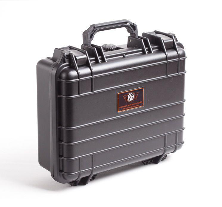 Специализированный кейс для переноски и хранения ультразвукового твердомера ТКМ-459C Максимум+
