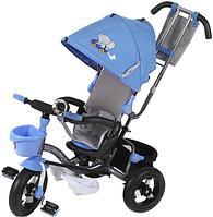 Детский велосипед MINI TRIKE СЛОНИК (3-х кол, Blue)