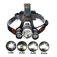 Налобный LED фонарь Boruit