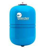 Бак расширительный WAV 100 Wester синий 12