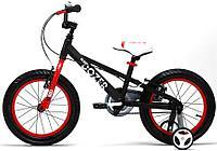 """Детский велосипед двухколесный ROYAL BABY BULLDOZER RB16-23 16"""" (Black)"""