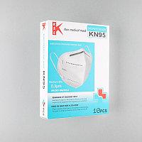 Маски многослойные KN95, pm 2.5, сертифицированы CE, оптом и в розницу
