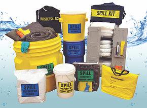 ЛАРН / SPILL KIT для ликвидации аварийных разливов нефтепродуктов технических и химических жидкостей