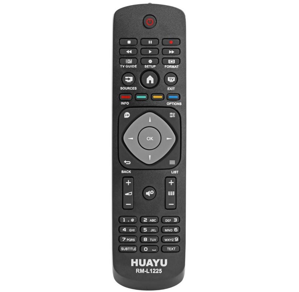 Универсальный пульт ДУ телевизоров Philips HUAYU RM-L1225