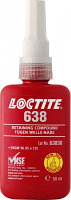Loctite 638 (50 мл) - втулочный фиксатор быстроотверждаемый
