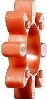 Rotex 38 92 Sh A (T-PUR) Зубчатый венец, оранжевый (мин. 10шт.)