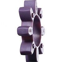 Rotex 38 98 Sh A (T-PUR) Зубчатый венец, лиловый (мин. 10шт.)
