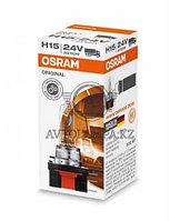 64177 лампа H15 24V качество оригинальной запасной части (ОЕМ)