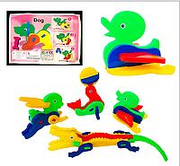 Игрушка-пазл пластиковая