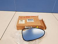 95132588 Зеркальный элемент правый для Chevrolet Aveo T300 2011-2015 Б/У