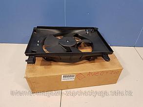 96536522 Вентилятор охлаждения радиатора для Chevrolet Aveo T200 2003-2008 Б/У