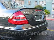 Спойлер на крышку багажника Mercedes E-Class (w211)