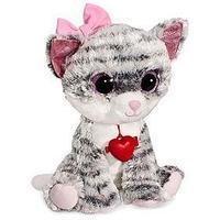 Мягкая игрушка 'Глазастик Кошечка', 24 см