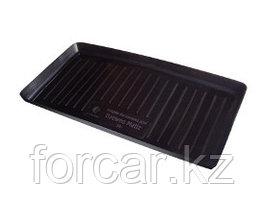 Коврик в багажник Daewoo Matiz (98-) (полимерный) L.Locker