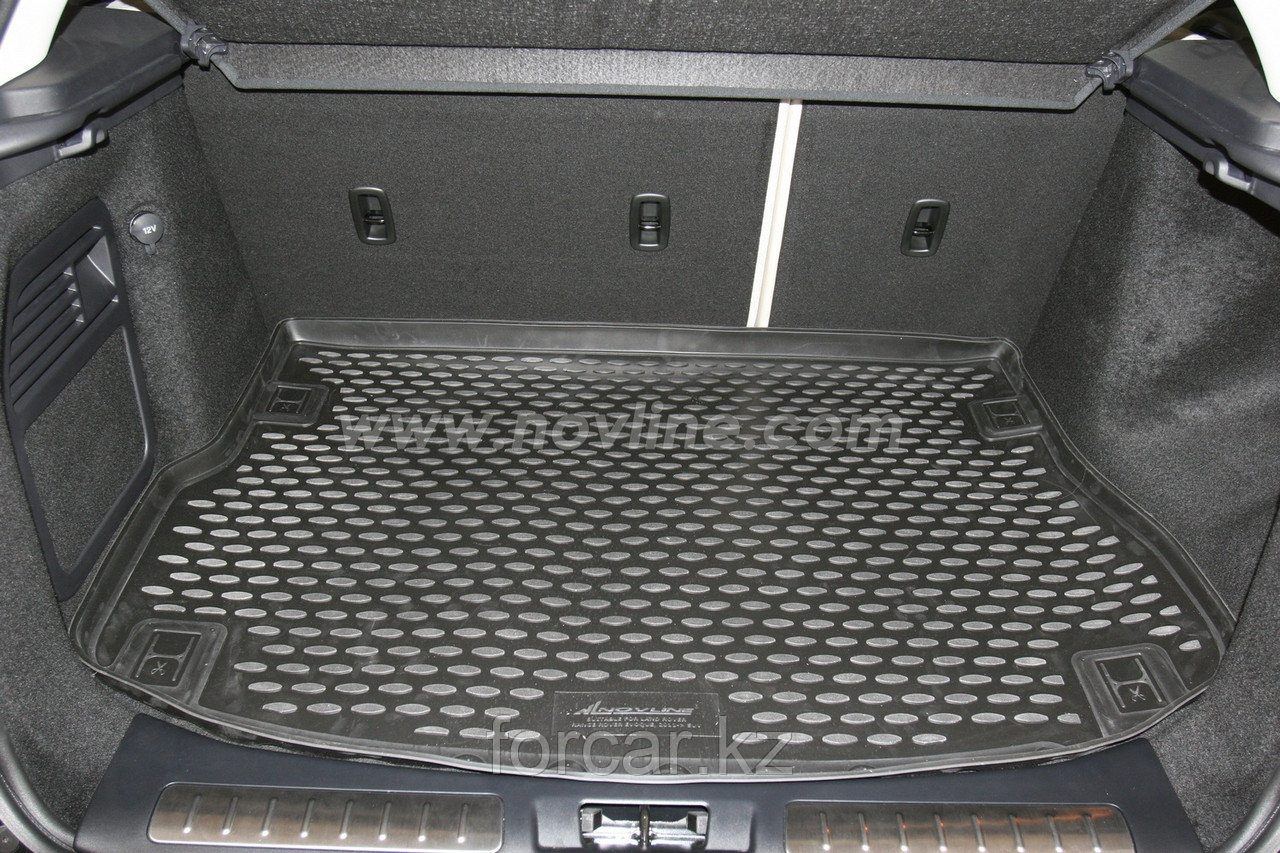 Коврик в багажник LAND ROVER Range Rover Evoque, 2011-> внед. (полиуретан)