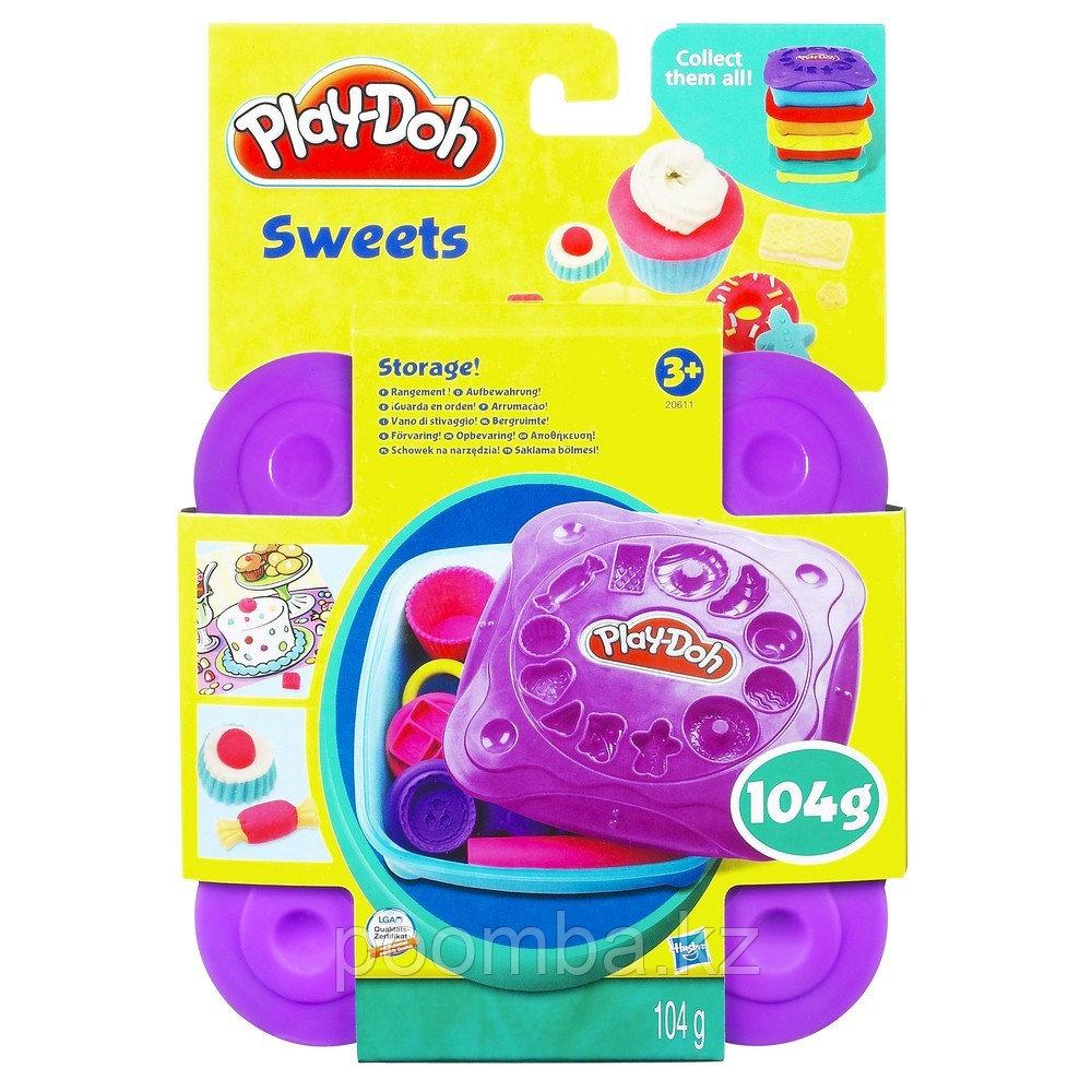 """Игровой набор Play-Doh """"Любимая еда"""" - Сладости"""
