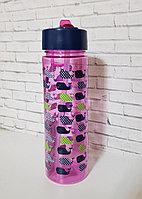 Яркая бутылка для воды 630 мл 03