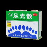Лечебный порошок для ног