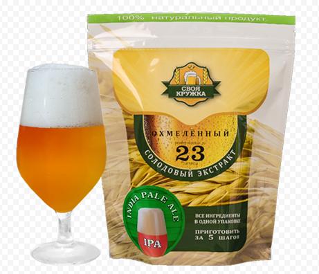 """Солодовый экстракт Своя Кружка """"India Pale Ale"""", 2,1 кг"""