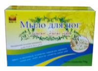 Мыло для ног с натуральными минеральными добавками