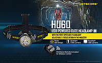 Налобный фонарь NITECORE HU60 + NPB1 Power Bank