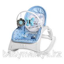 Стульчик-качалка Lorelli Enjoy Синий / Blue Bunny 2043