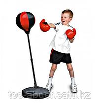 Груша боксерская (детская), набор для бокса (груша+перчатки)