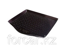 Коврик в багажник Ford C-Max (02-) (полимерный) L.Locker