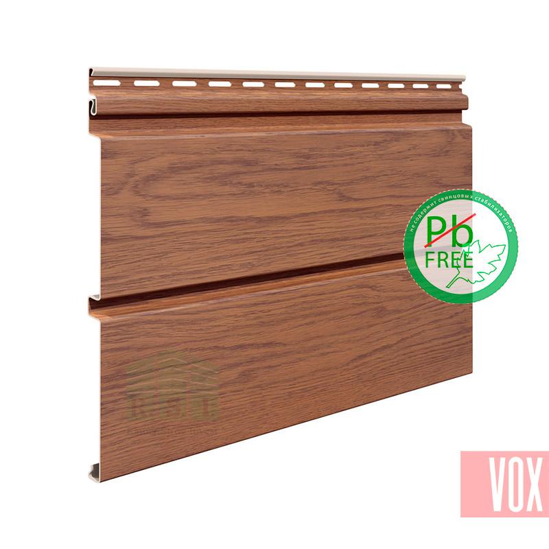 Сайдинг панель VOX SXP-05 Max-3 (золотой дуб)