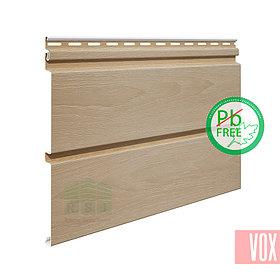 Сайдинг панель VOX SXP-05 Max-3 (дуб)