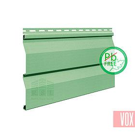 Сайдинг виниловый VOX VSV-03 Vilo (светло-зеленый)