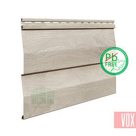 Сайдинг виниловый VOX SVP-01 Nature (серый дуб)