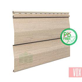 Сайдинг виниловый VOX SVP-01 Nature (натуральный дуб)