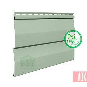Сайдинг виниловый VOX SV-01 Unicolor (светло-зеленый)