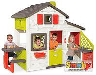 Домик для друзей с кухней, 217*155*172см