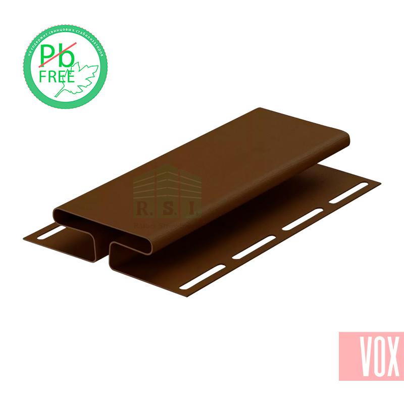 Соединительная планка VOX SV-18 (цветная, коричневый)