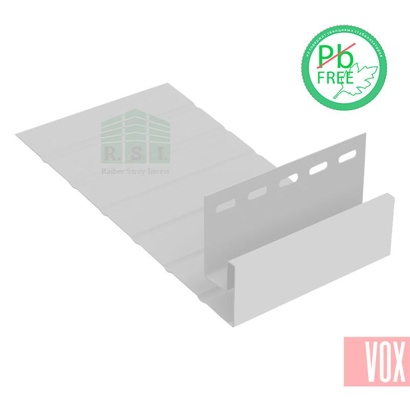 Планка-фаска VOX SV-19 (белая)