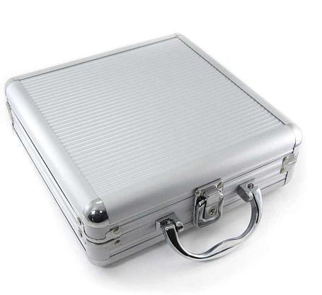 Покерный набор в кейсе 100 фишек, фото 2