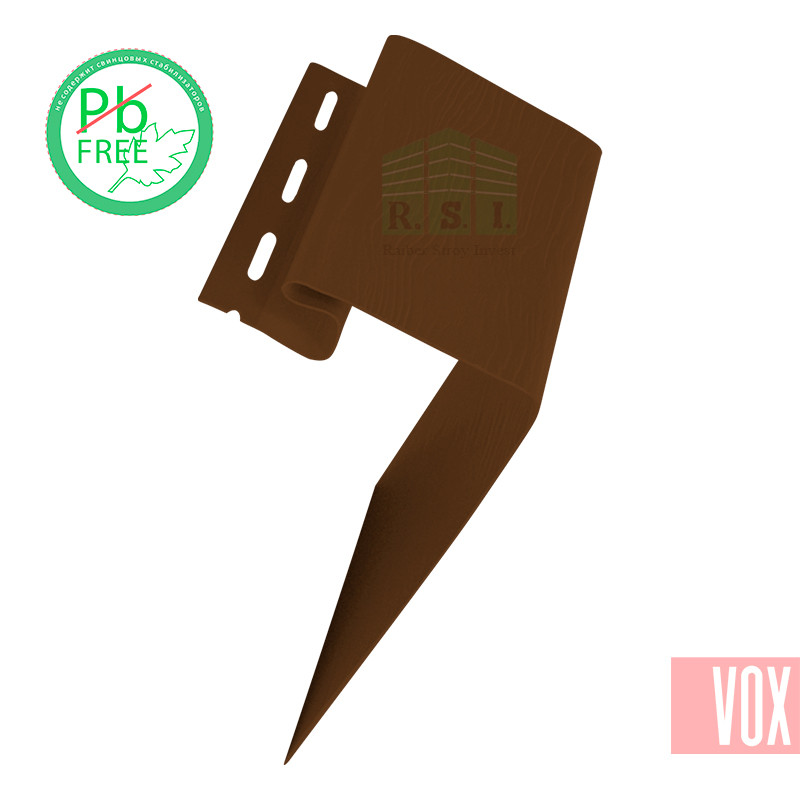 Приоконная планка малая VOX SV-17 (цветная, коричневая)