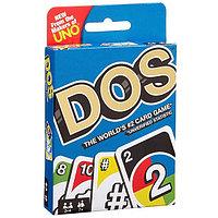 Настольная игра карточная Dos из серии Uno®