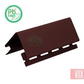 Наружный угол VOX SV-12 (коричневый)