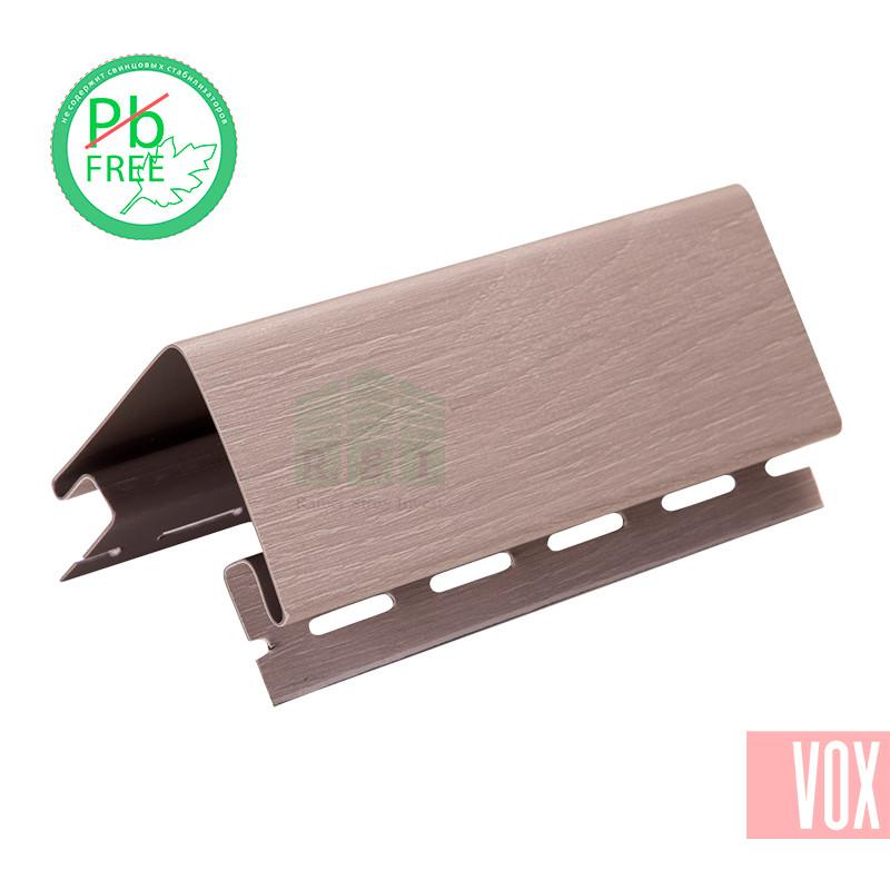 Наружный угол VOX SVP-12 Nature / Max-3 (серый дуб)