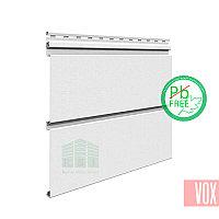 Софит виниловый VOX SV-09 Infratop Unicolor (со скрытой перфорацией, белый)