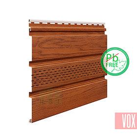 Софит виниловый VOX SVP-07 Nature (с перфорацией, золотой дуб)