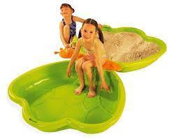 Песочница-бассейн бабочка 167*111*18 см,