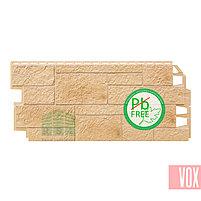 Фасадная панель VOX Sandstone Cream (кремовый), фото 2