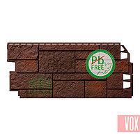 Фасадная панель VOX Sandstone Dark Brown (темно-коричневый), фото 2