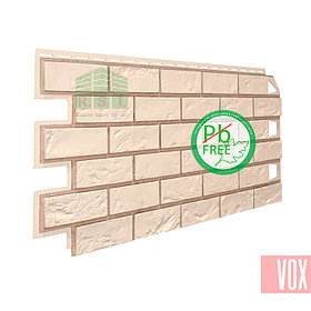 Фасадная панель VOX Solid Brick Coventry (светлый кирпич)